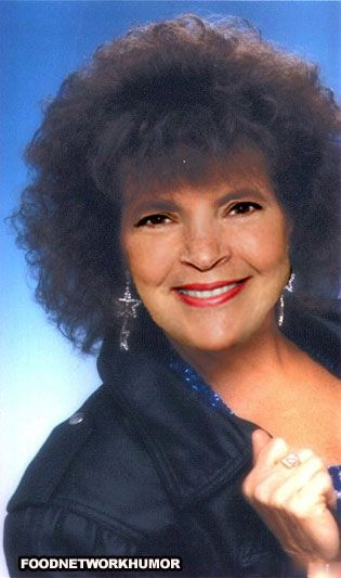 ina garten's flawless glamour shot. you're welcome. | lawl