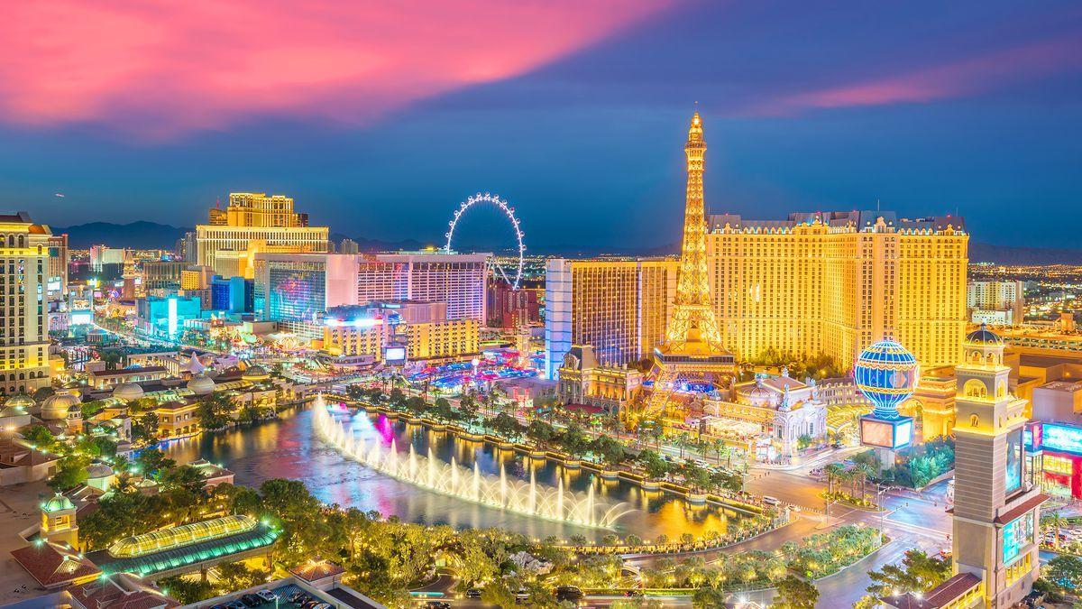Las Vegas getaway in 2020 from £505pp 7nts 3* hotel on