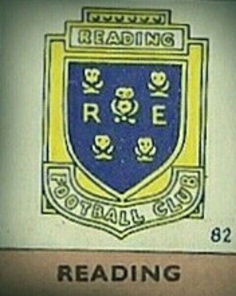 Reading crest.