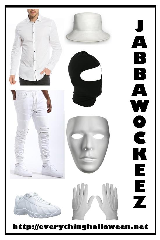 Jabbawockeez Halloween Costume