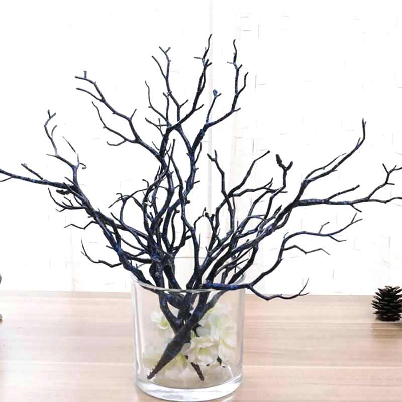 Dry Tree Branches Wall Art Large Wedding Decoration Branch Simulation Plastic Dried Artificial Plant Pla Dried Tree Branches Dry Tree Tree Branch Wall Art