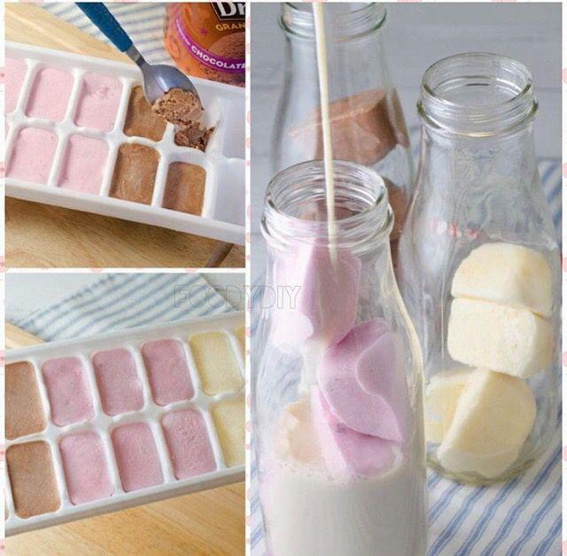 Ice Cream Cubes!