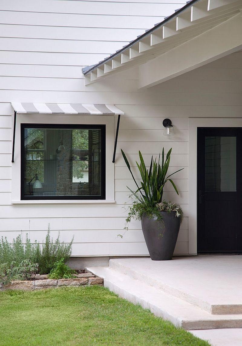 Das Amerikanische Leben: Klassisch Gestyltes Haus Hat Eine Wunderbar Moderne  Innenausstattung Mit Einzigartigen Eigenschaften