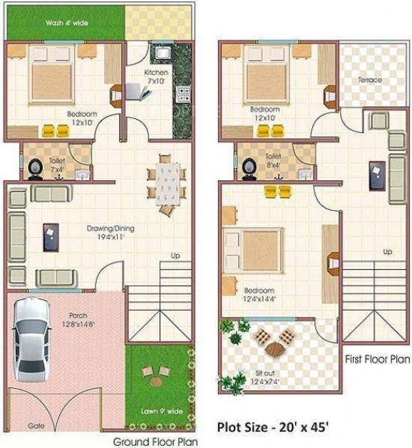 Popsugar House Map Small House Plans My House Plans House floor plan for my house