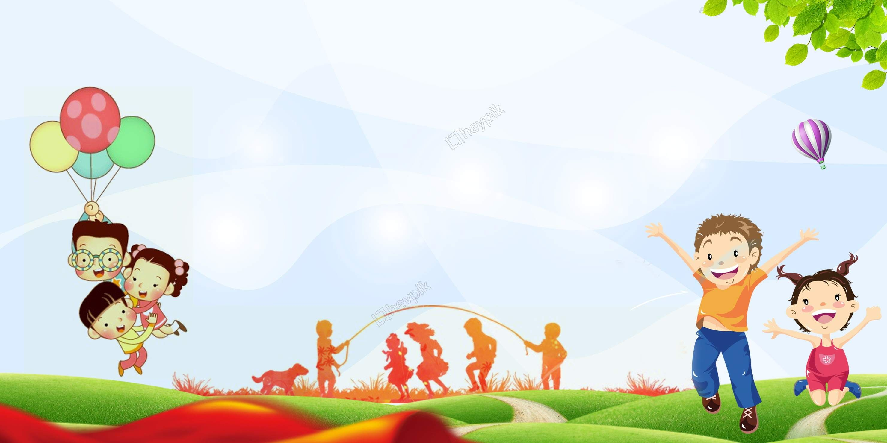 61 Children S Day The Family Passed 61 Children S Day Background Happy Design Vector Cartoon Background Background Design Cartoon Clip Art