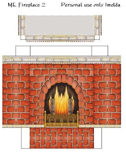 Swell Mary Engelbreit Fireplace Printable Paper Crafts Toys Home Interior And Landscaping Mentranervesignezvosmurscom