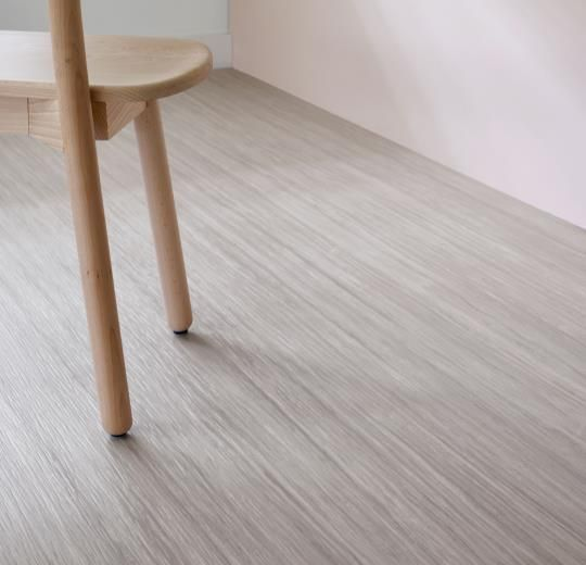 Sustainable Marmoleum Floor - retail - rocky ice - Bathroom ...