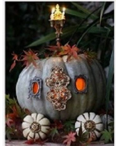 HALLOWEEN DECOR pumpkins HALLOWEEN Pinterest