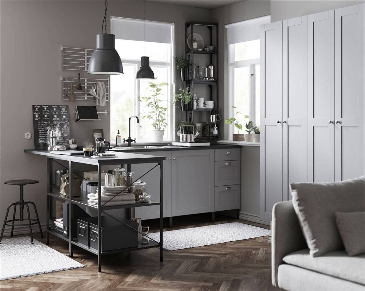 8 Practical and dreamy kitchen spaces from IKEA 2021