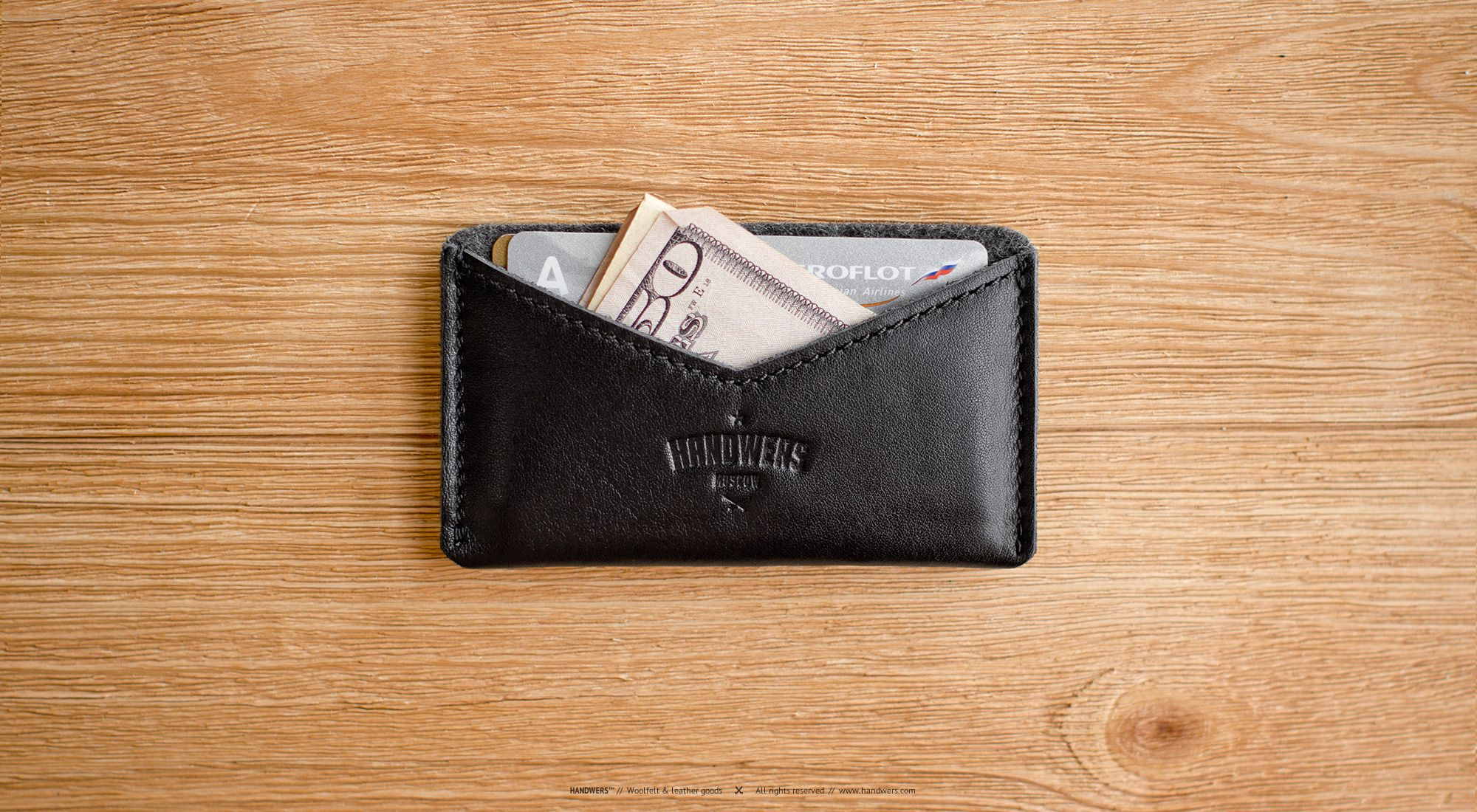 b902ba115e20 Cardholder    CHASTE  Handwers  leather  woolfelt  cardholder ...