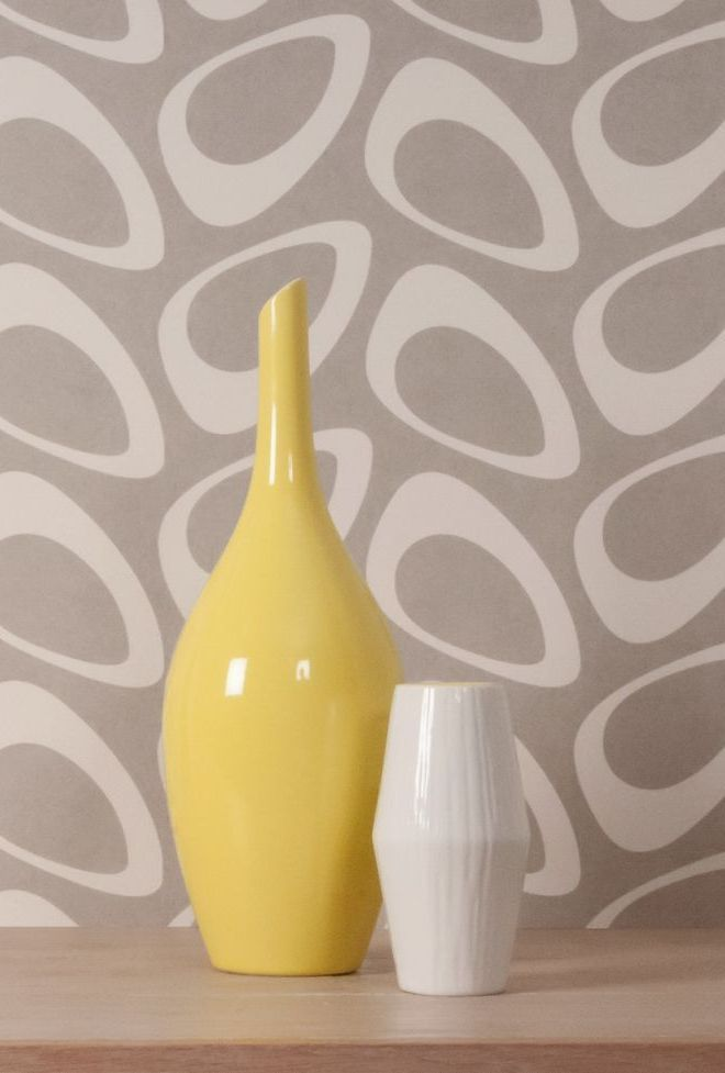 Fabulous Plectrum wallpaper design by Natasha Marshall. | Design ...