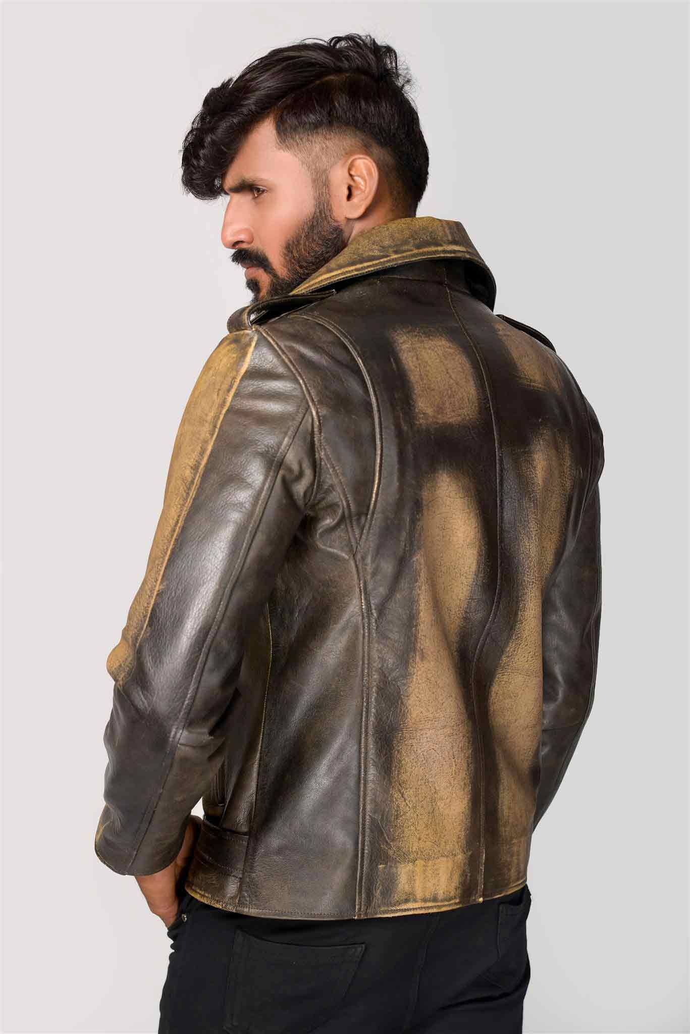 Get the best Vintage Leather Jackets at affordable price