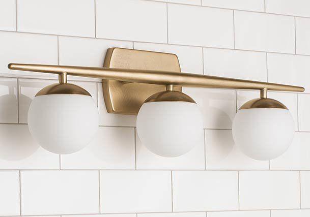 Image result for contemporary bathroom vanity light fixtures FIP