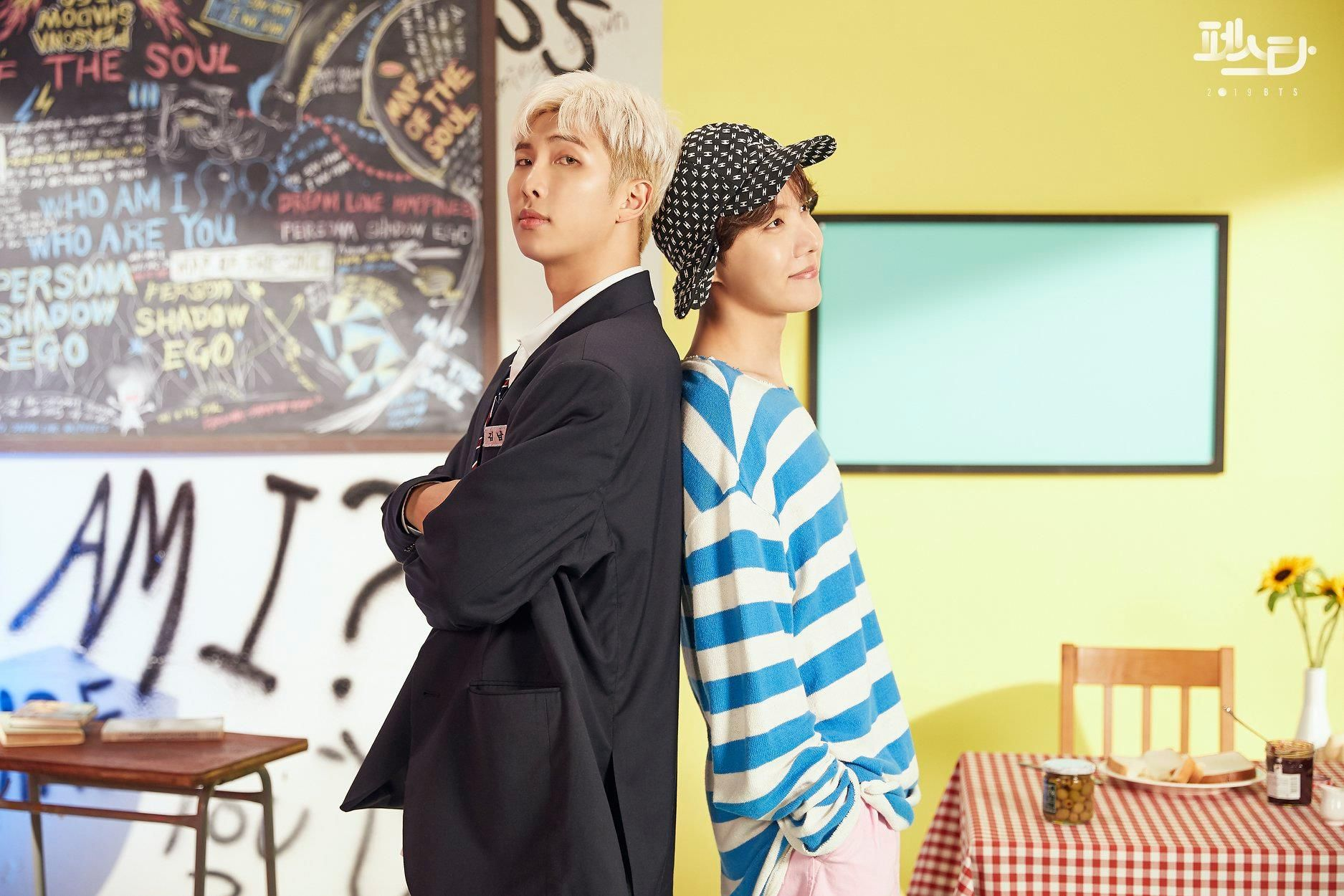 BTS Gets Creative In Gorgeous Family Portraits For 2019 BTS