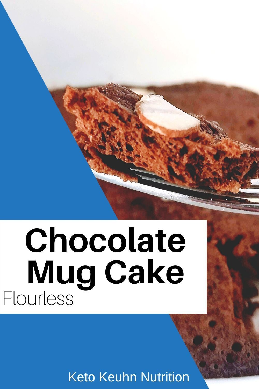 Keto chocolate mug cake recipe in 2020 keto chocolate