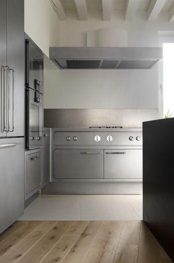 Ego Stainless Steel Kitchen