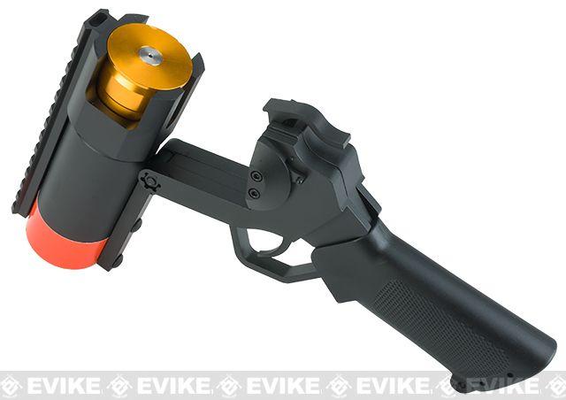 Matrix Full Metal Tactical Grenade Launcher Airsoft Pistol · Airsoft  GunsGrenadesNerfPaintballPistolsMatrixBb