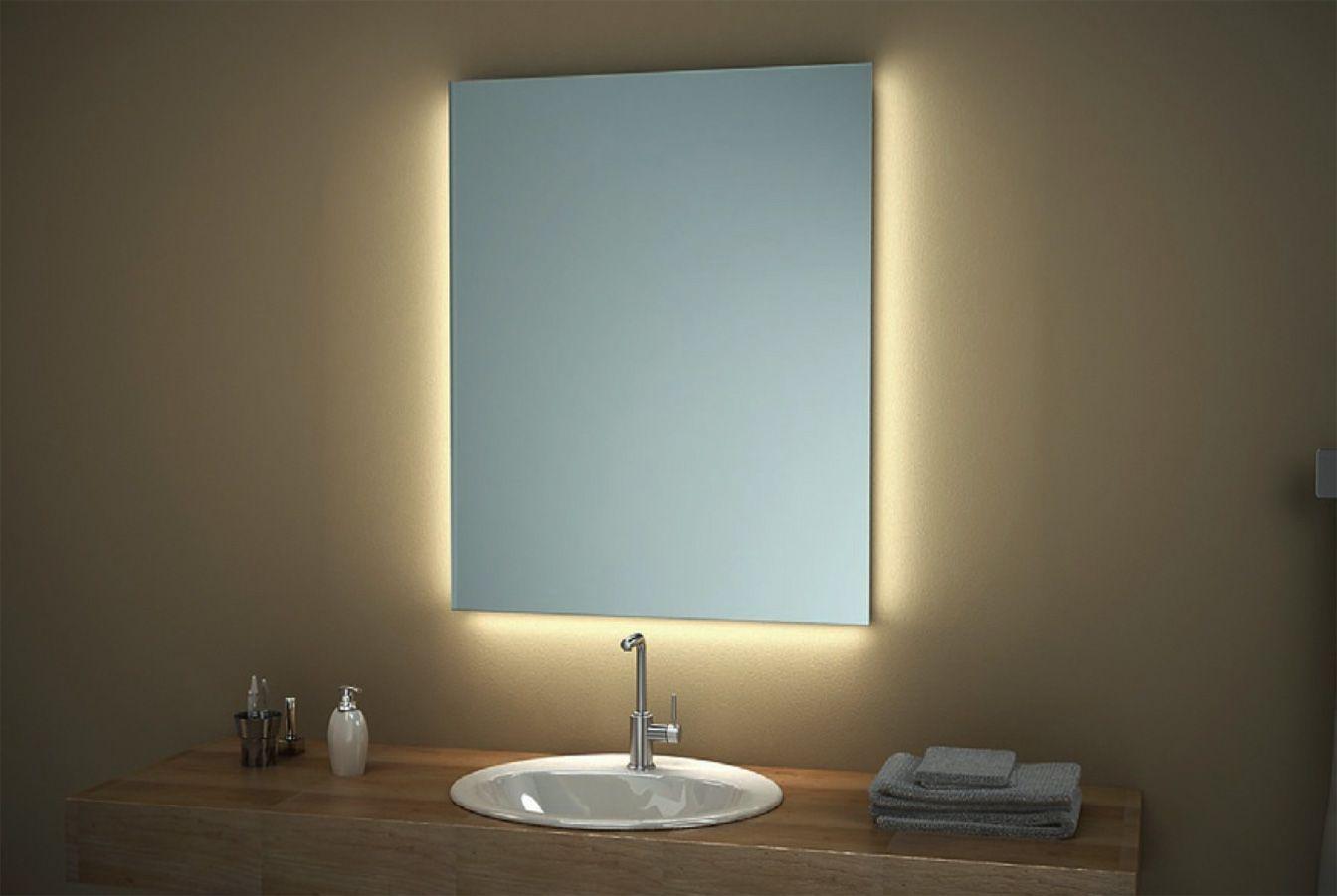 Speglar med belysning - Eurobad