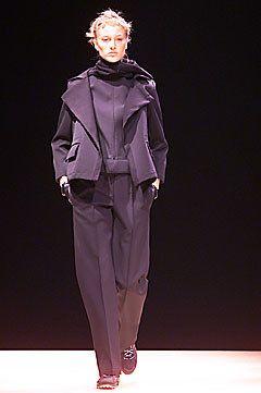 Yohji Yamamoto, Autumn/Winter 2001, Ready to Wear
