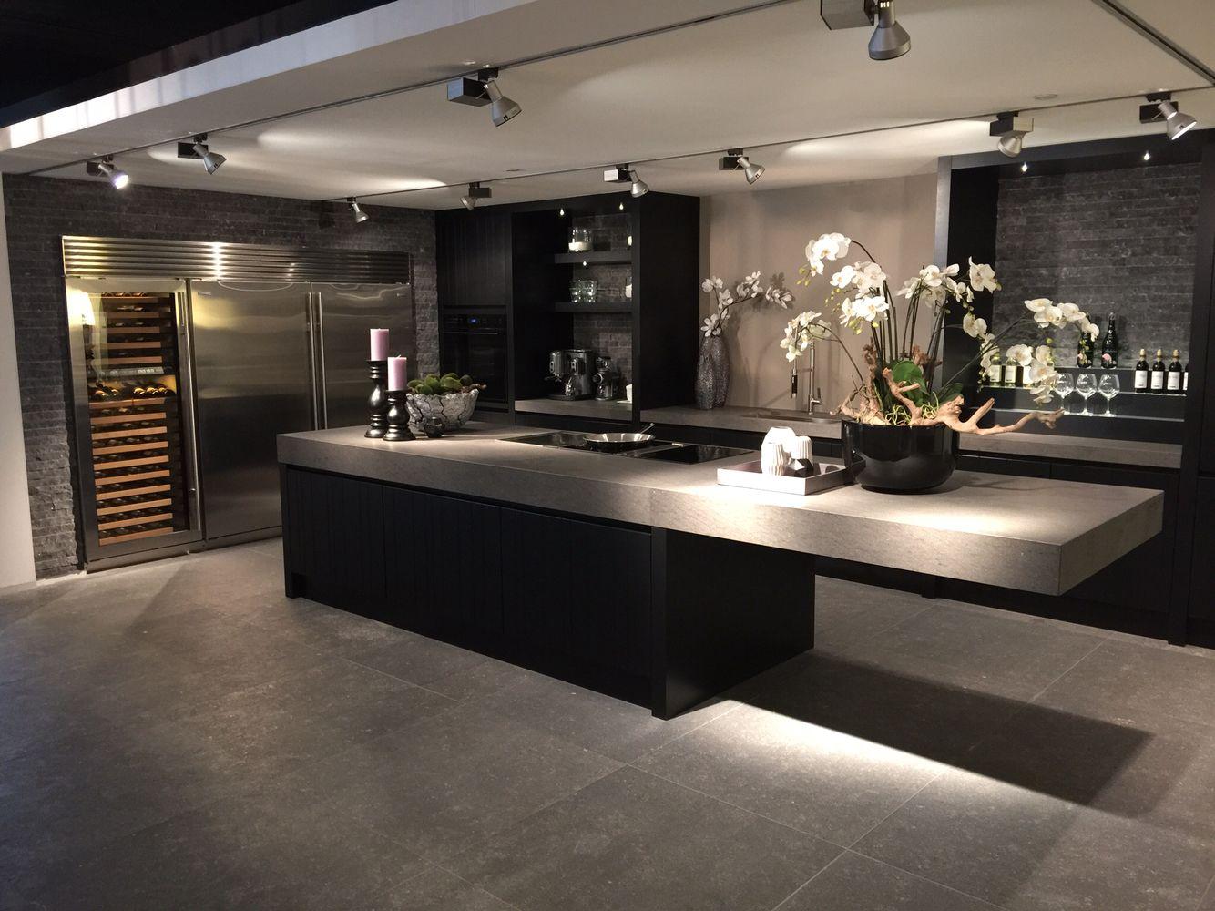 Mooie barletti keuken cuisine cosy ilot küche die