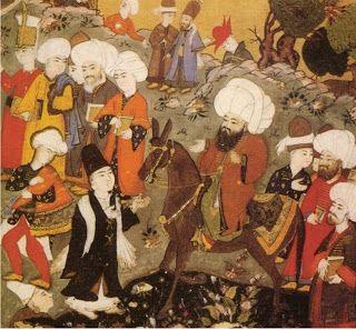 A Sufi Metamorphosis:: History of Sufism: How did Islamic Sufism begin?