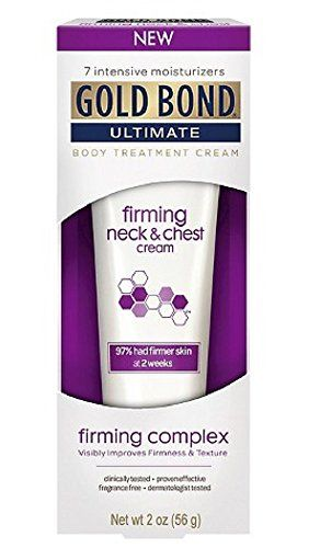 Gold Bond Ultimate Firming Neck Chest Cream To View Further For
