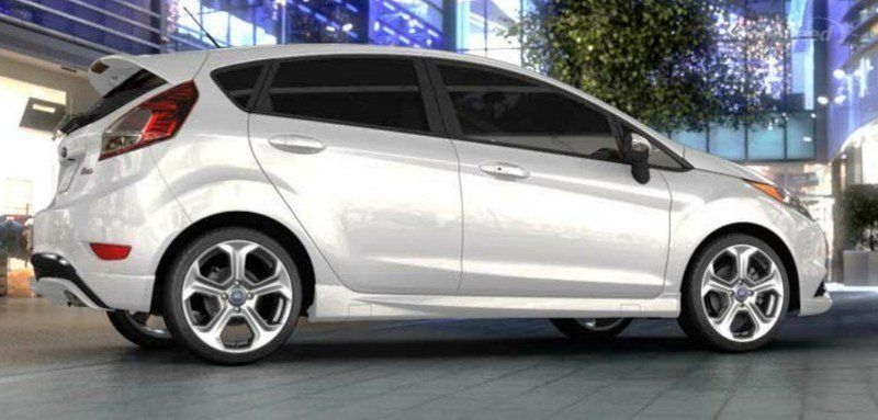 2014 2015 Ford Fiesta St Pictures Photos Wallpapers And Video Com Imagens New Fiesta Carros