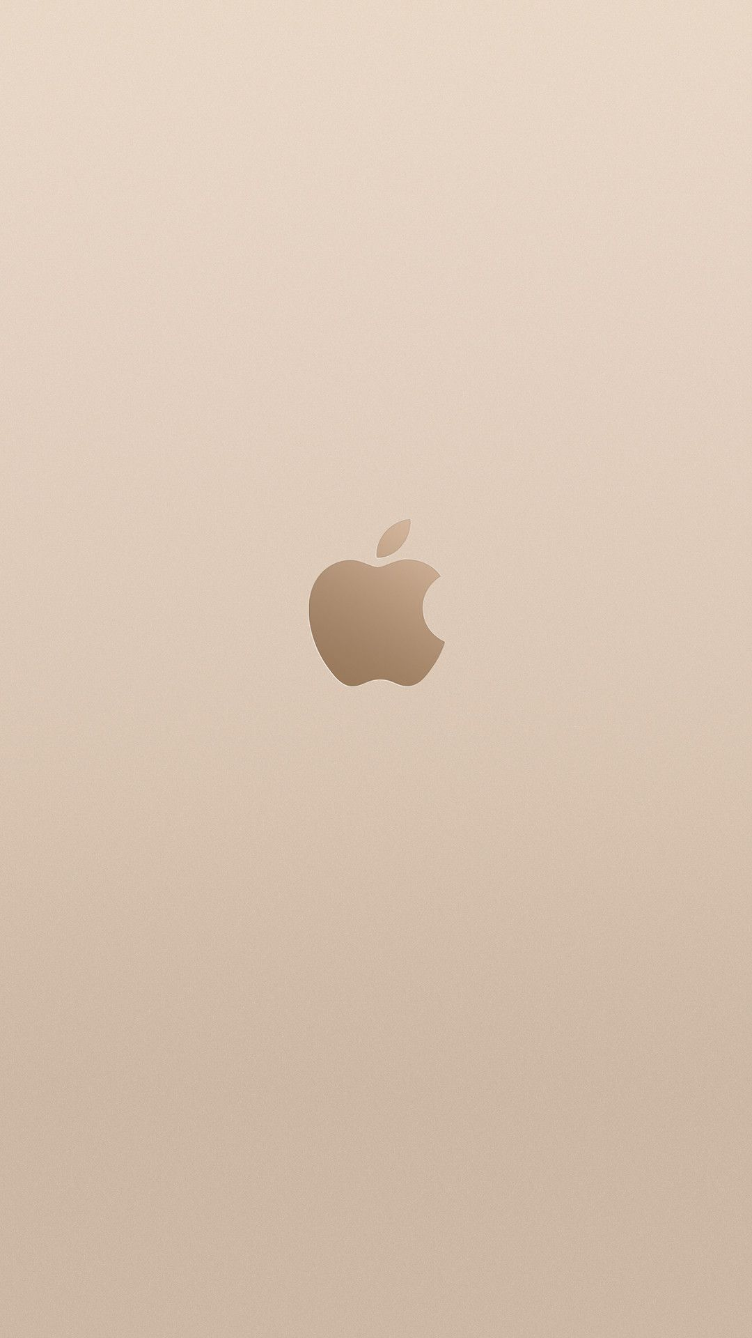 Champagne gold Apple logo Kawaii Pinterest Apple logo