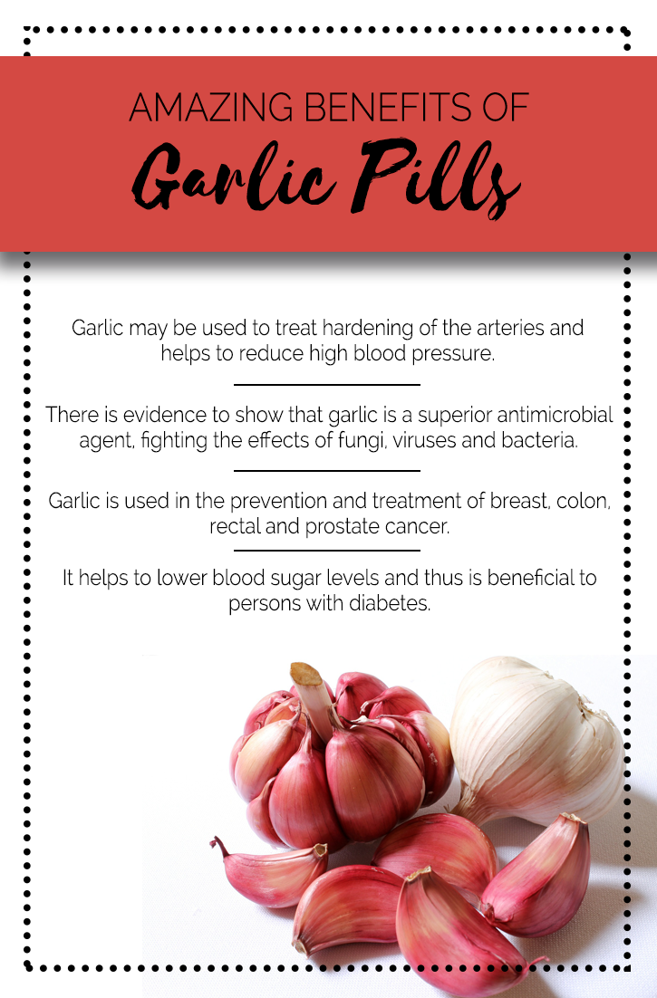benefits of garlic pills (with images) | garlic benefits