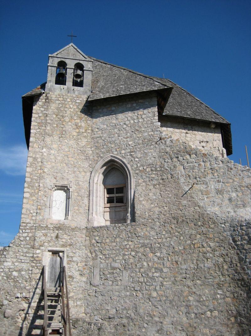 Sokolac castle, Brinje, Croatia