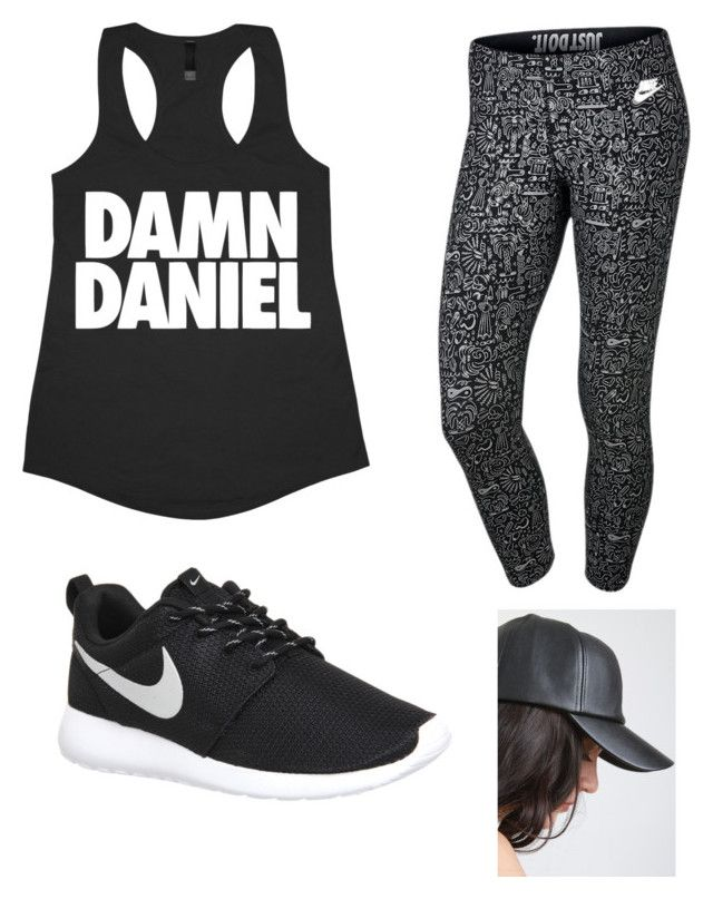 """""""EX.er.CISE"""" by danielle09-1 on Polyvore featuring NIKE"""