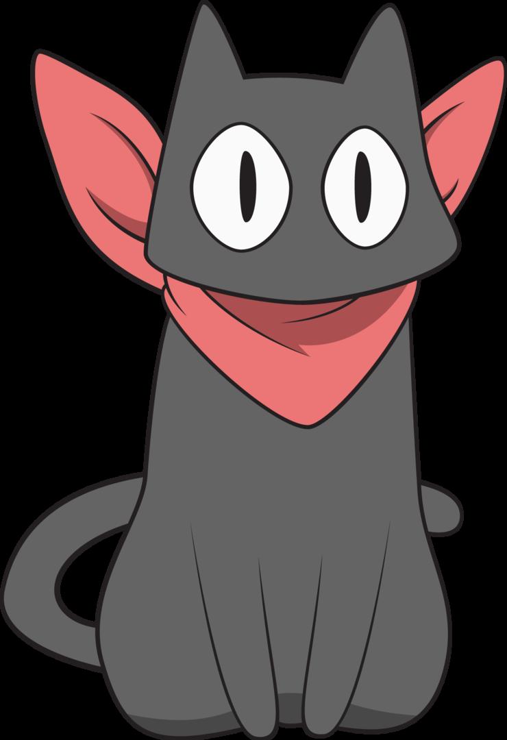 Sakamoto 4 Nichijou Anime Cat Kawaii Anime