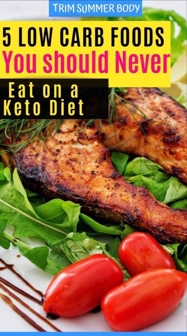 Photo of Zu vermeidende Lebensmittel auf einer Keto-Diät – ketogene Diät-Tipps für Anf…