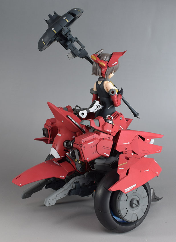 inase on Twitter in 2020 Frame arms girl, Art toy, Frame