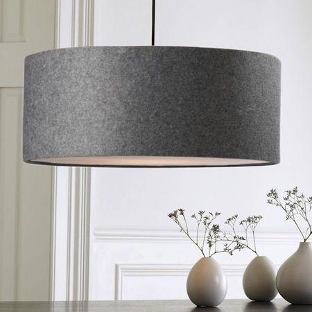 Design Trend Felt By Jeanine Hays On Hgtv Drum Pendant Lighting Drum Pendant Pendant Lighting Dining Room