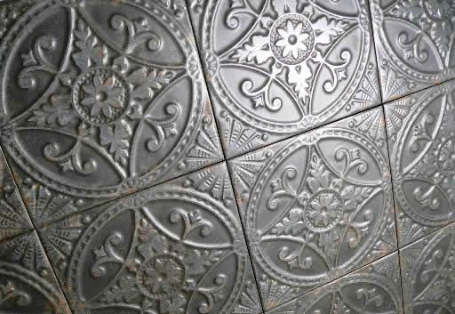 Pressed Metal Ceramic Tiles Sydney