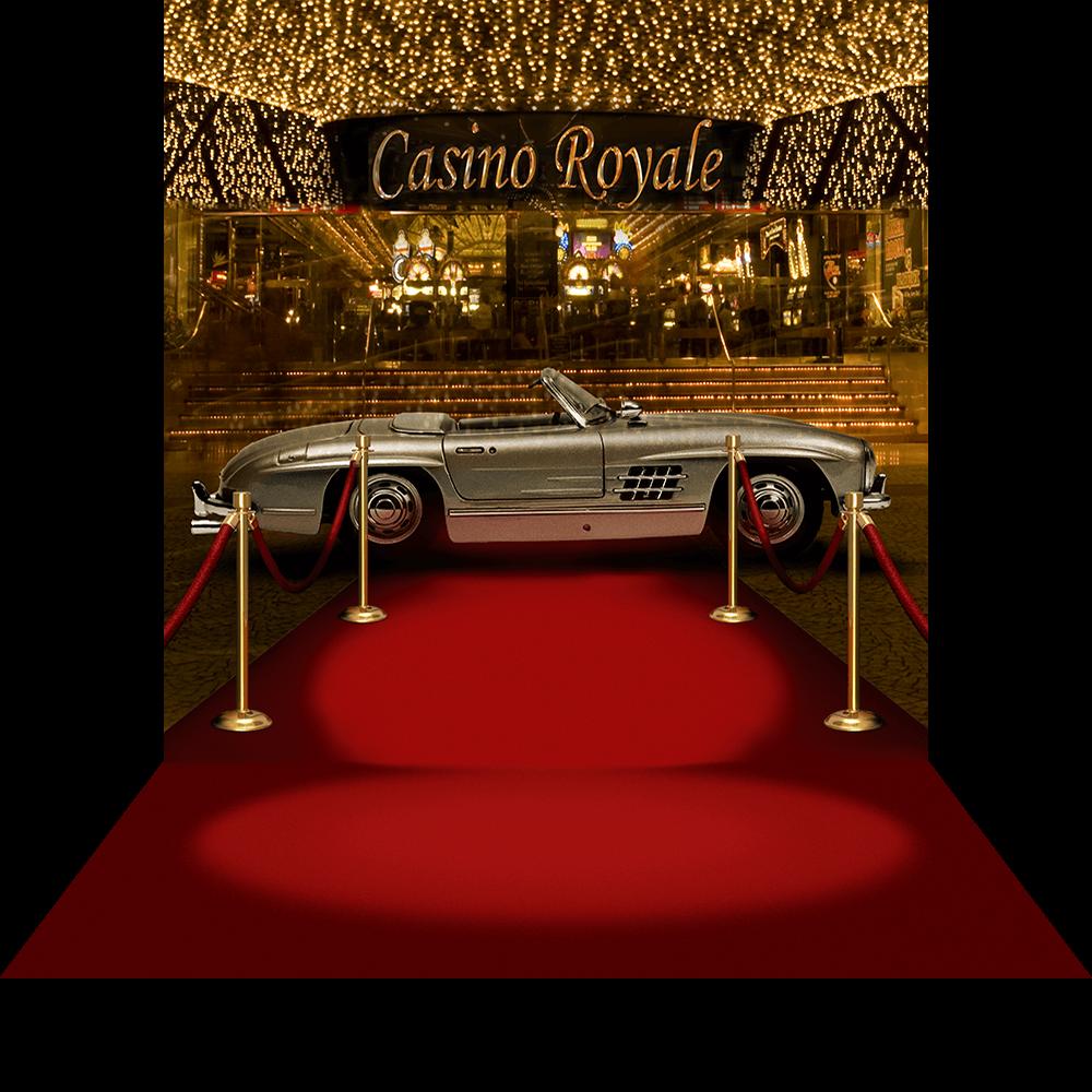 Casino Royale Photo Backdrops and Backgrounds Eli's