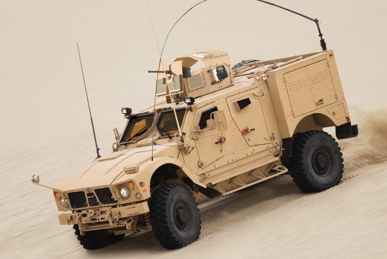 Armored Cars Oshkosh MATV 21st Century Asian Arms Race