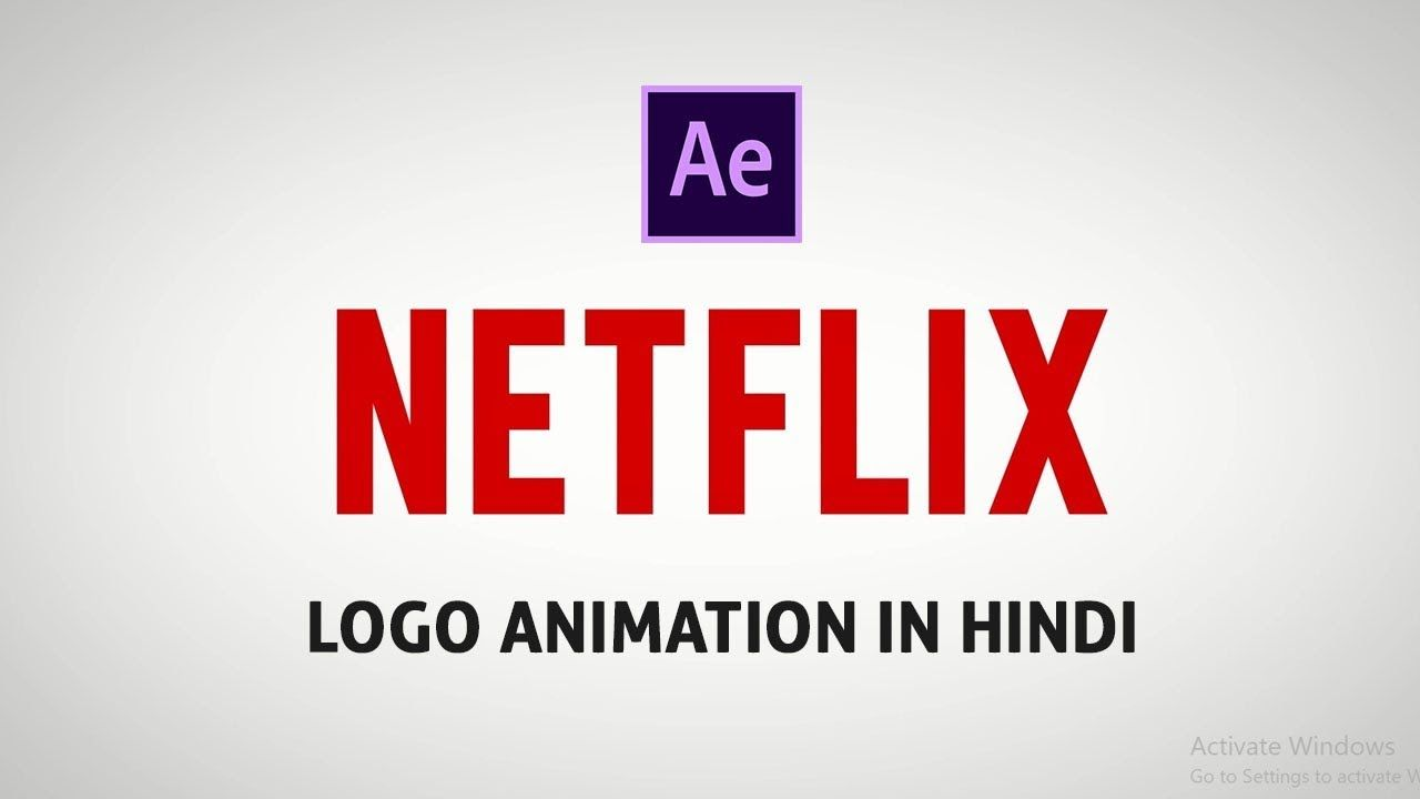 Logo Animation After Effects Online Free