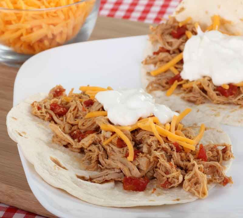 Crock Pot Country Style Pork Ribs Recipe: Crock Pot Pulled Pork Tacos