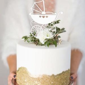 Dekoracje Na Tort Na Chrzest Swiety Ozdoby Figurki Tortowe Oplatki Baby Shower Cake Recipes Baby Shower Cakes Baby Shower Deco