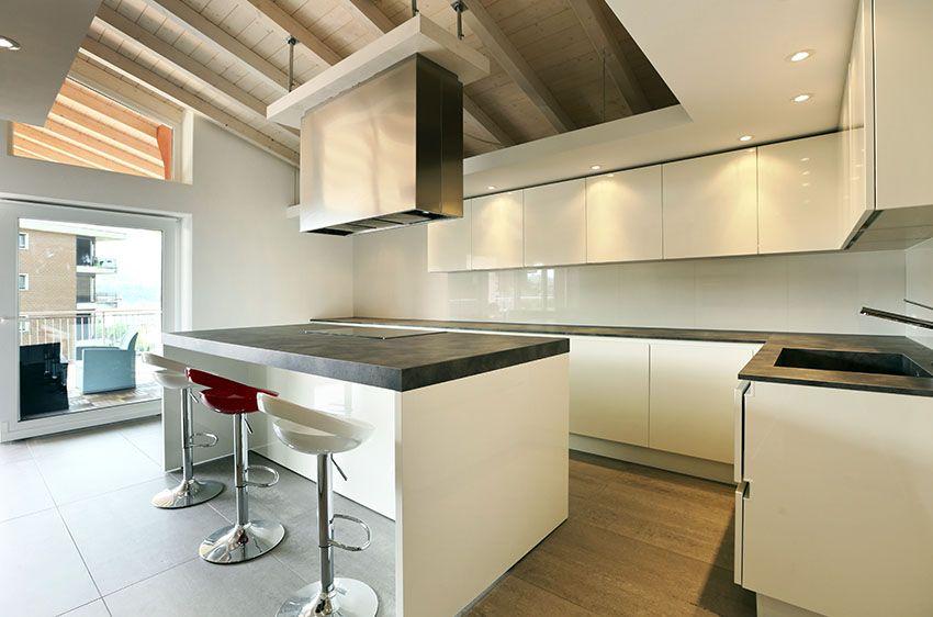 28 Modern White Kitchen Design Ideas Photos Modern Kitchen Cabinet Design White Modern Kitchen Kitchen Design