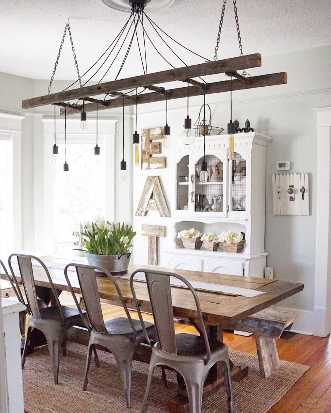 Wonderful @bvintagestyle Is Serving Up Some Dining Room Goals! It Has Such A Lovely  Spring