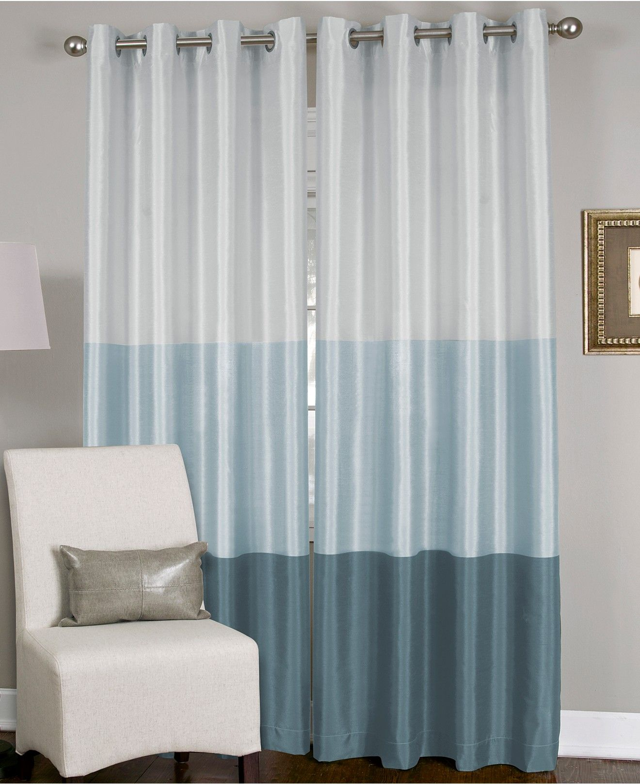 Window covering ideas  elrene trio chic window treatment collection  window treatments