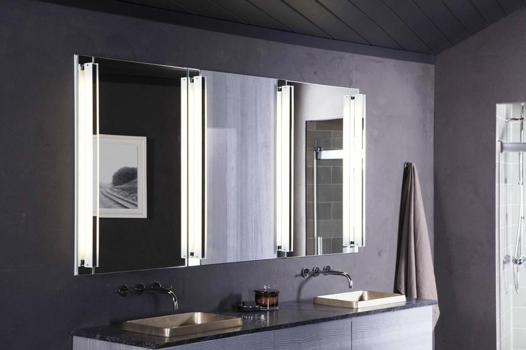 Gespiegelt Badezimmer Schrank Diy Kunst Badezimmer Badezimmerspiegel Badezimmer Wandschrank