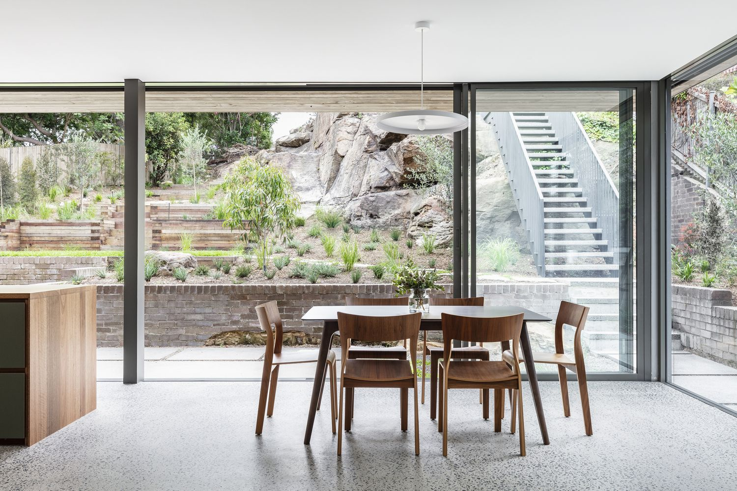 Gallery Of Cooks River House Studioplusthree 7 In 2020 River House House Design