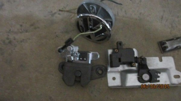 Vw Polo Vivo Tailgate Lock Used Stuff To Buy