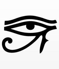 Oudjat Ou œil D Horus Egypte Body Art Pinterest Symbols