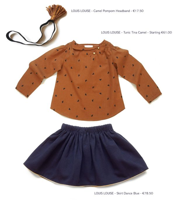ba2382241 Louis Louise - Autumn  Winter 2012 childrens clothing - French ...