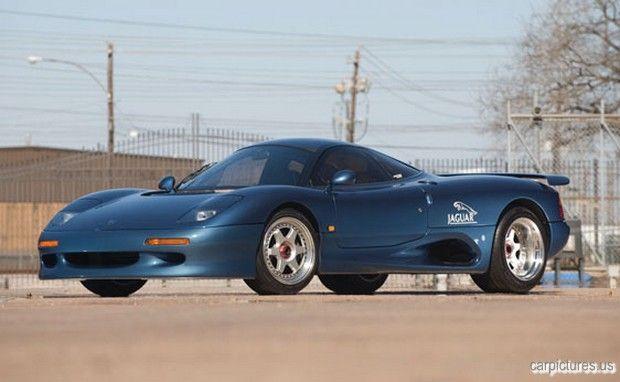 1993 Jaguar XJR - 15 Supercar | Super cars, Classic cars ...